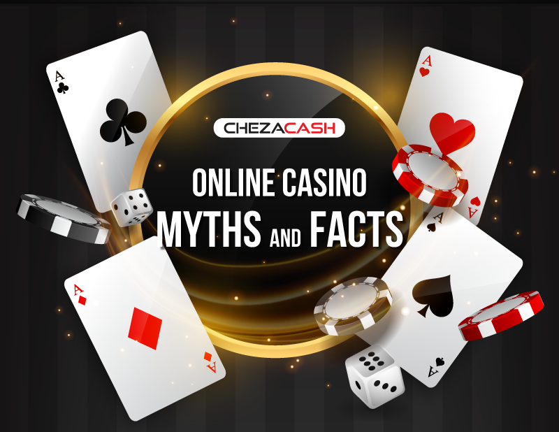 Online Casino: Myths and Facts