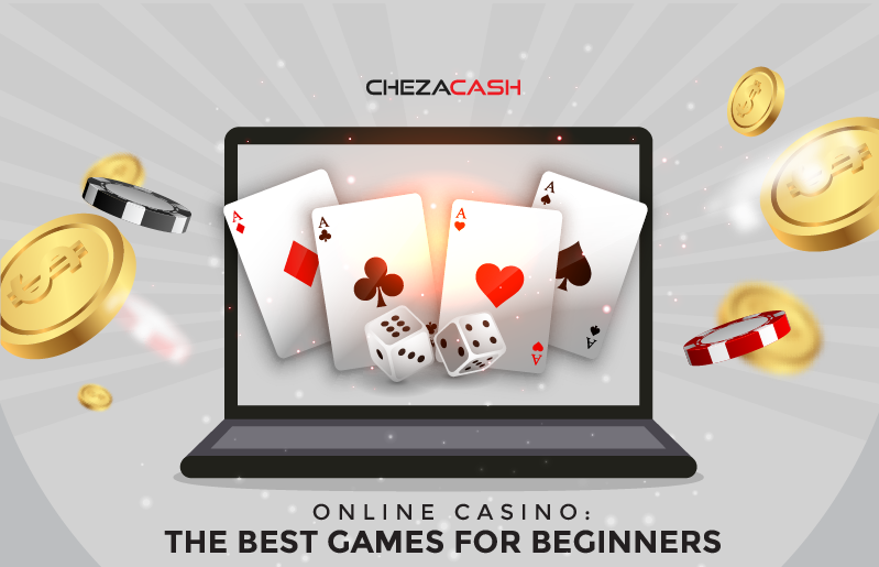 Online Casino: The Best Games for Beginners